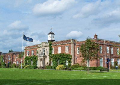The Blue Coat School, Birmingham